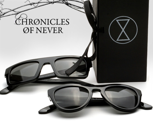 Chronicles of Never Sunglasses
