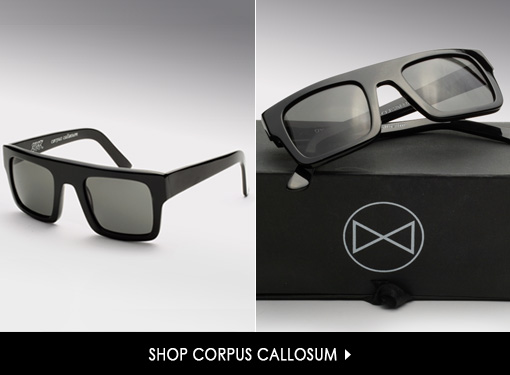 Chronicles of Never Corpus Callosum Sunglasses