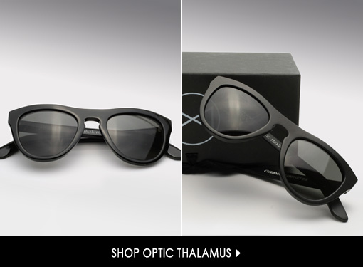 Chronicle of Never Optic Thalamus Sunglasses