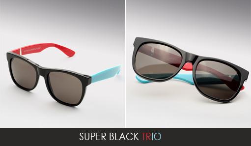 super black trio