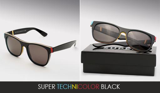 super technicolor black