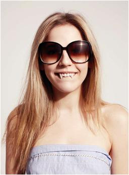 Karen Walker Eyewear Annie