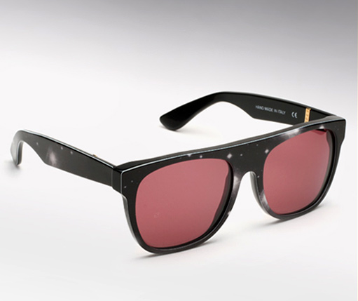 super hippy stars Flat Top sunglasses