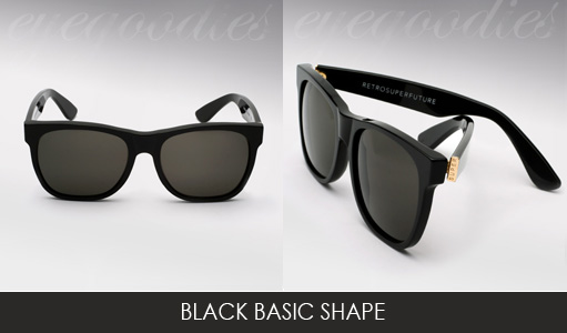 Super Black Basic Shape