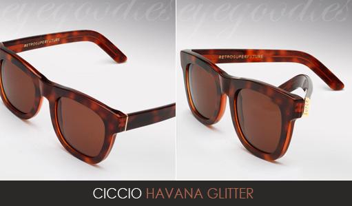 Super Ciccio Havana Glitter