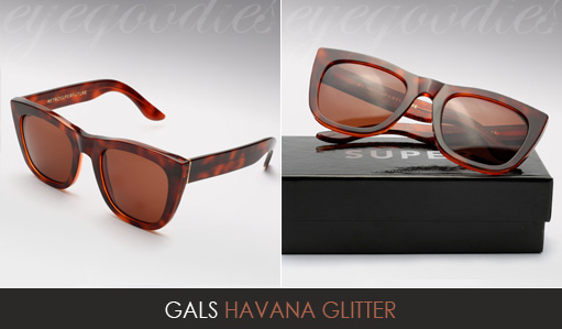 Super Gals Havana Glitter