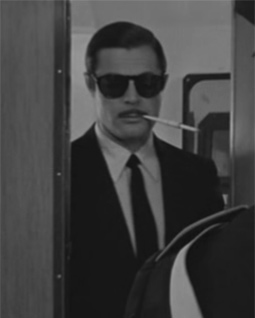marcello mastoianni in Persol
