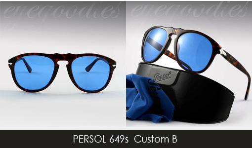 persol-649-blue lenses sunglasses