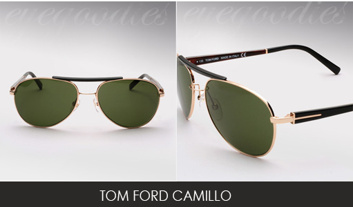 tom ford camillo sunglasses
