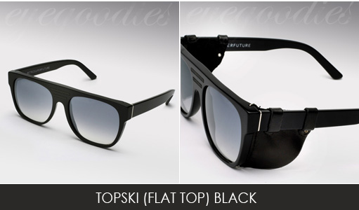 Super Topski sunglasses black