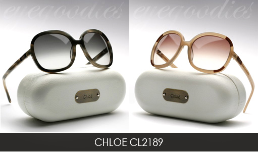 f93054258650 Shop Chloe CL 2189 Sunglasses
