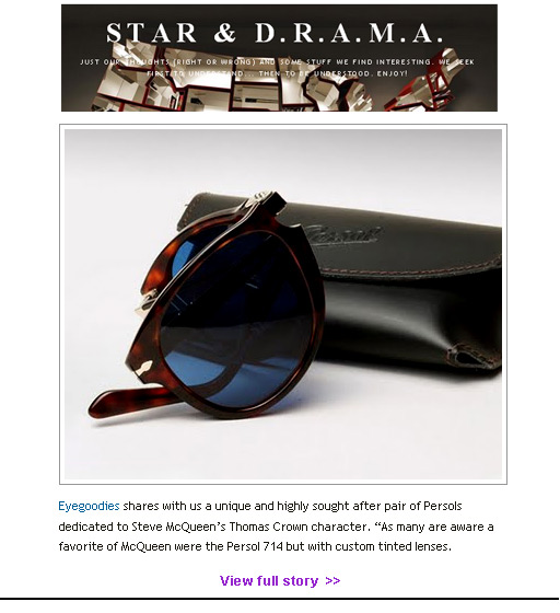 eyegoodies featured at star&drama