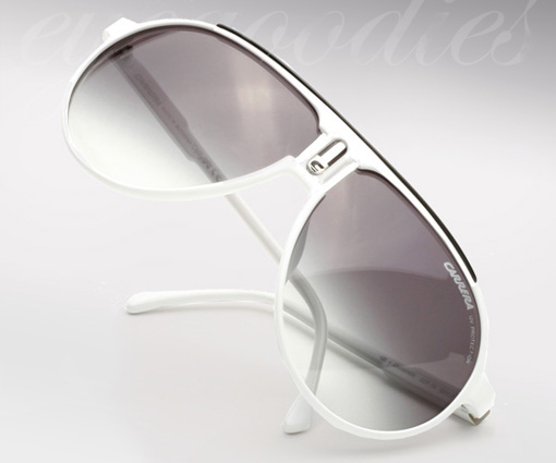 Carrera sunglasses Champion white