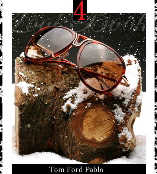4. Tom Ford Pablo Sunglasses