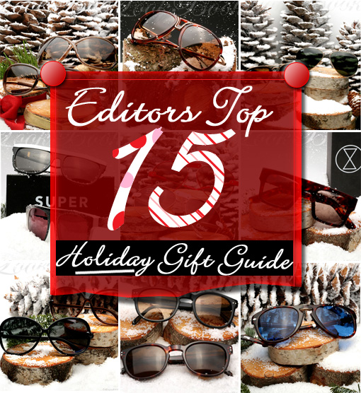 sunglasses-Holiday Gift Guide