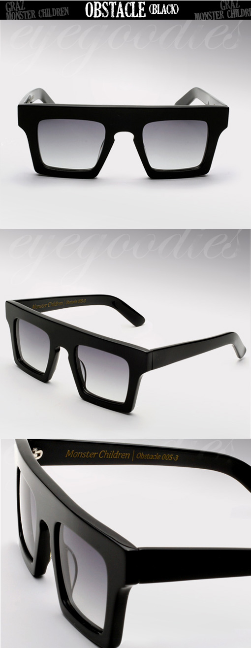 graz-obstacle-sunglases in black