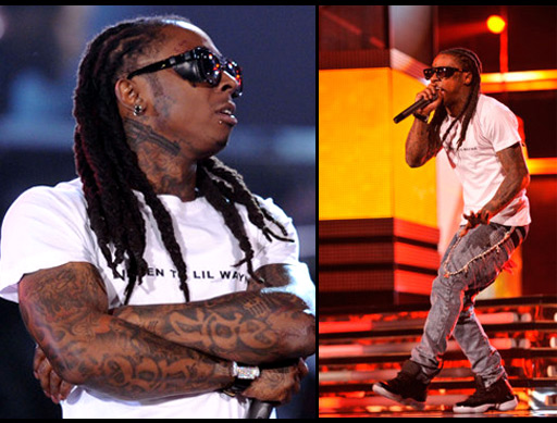 Lil Wayne Super Sunglasses
