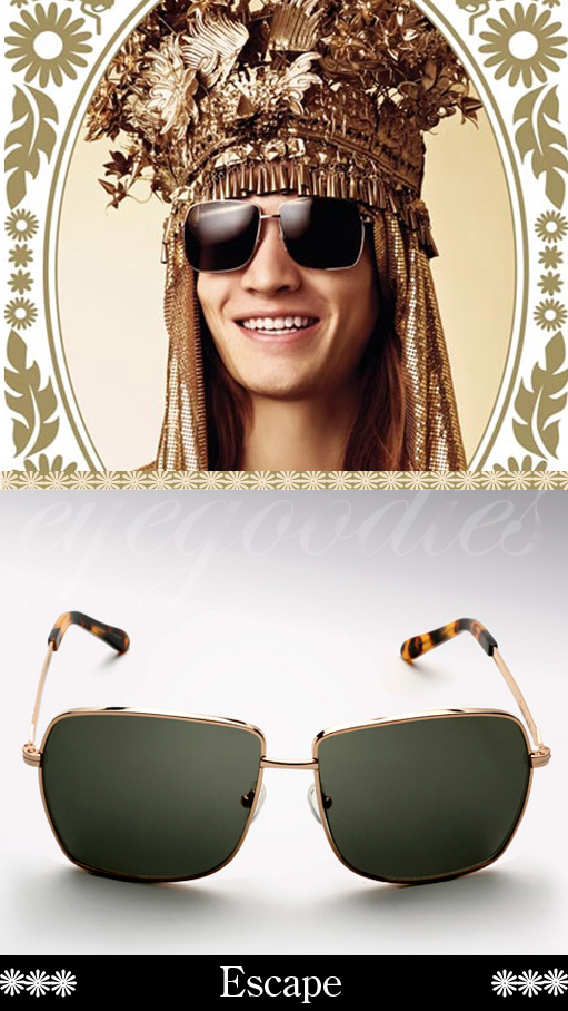 karen walker escape sunglasses