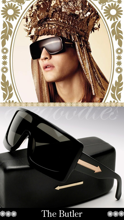 karen walker the butler sunglasses