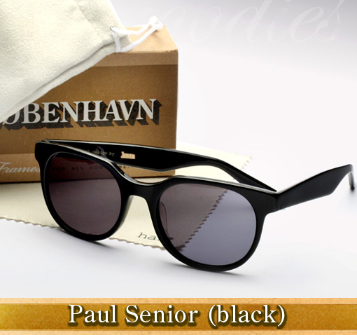 Han Paul Senoir sunglasses in black