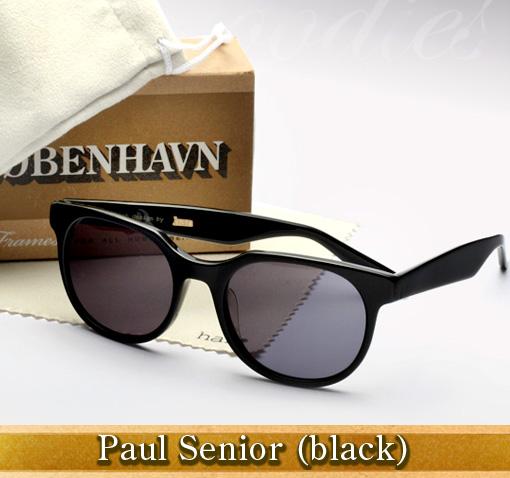 Han Paul Senoir sunglasses in black