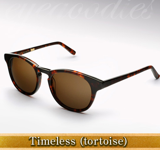 Han Timeless sunglasses in tortoise