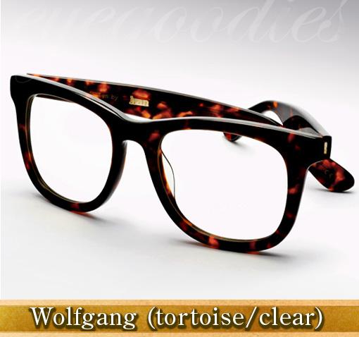 Han Wolfgang eyeglasses in tortoise