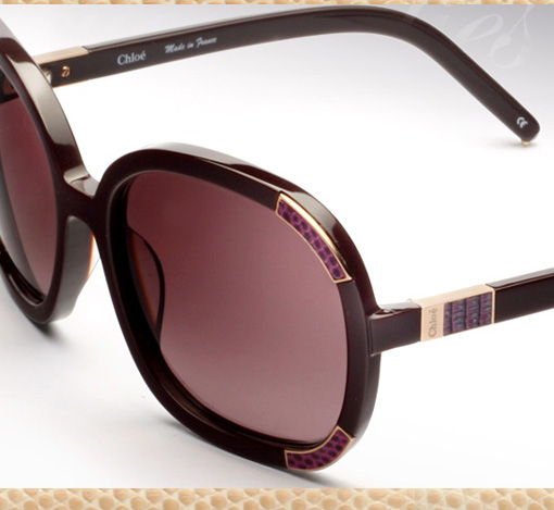 20d03c556259 ... Chloe CL 2189L Co3 Plum Sunglasses