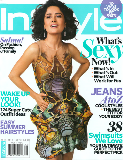 Eyegoodies.com in June InStyle Magazine