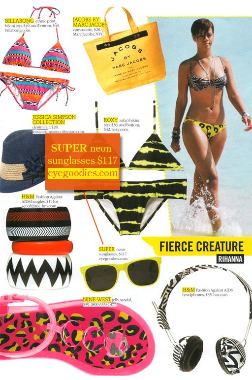 Eyegoodies.com in Teen Vogue June/July '10  (p.113)