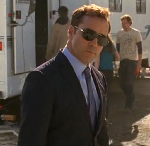 Ari Gold Persol sunglasses