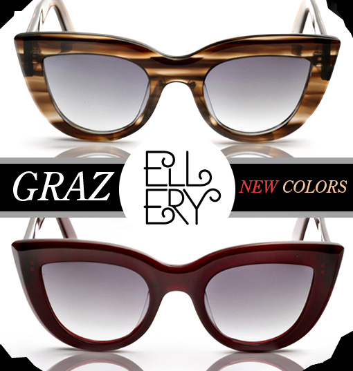 Graz Ellery Sunglasses New Colors