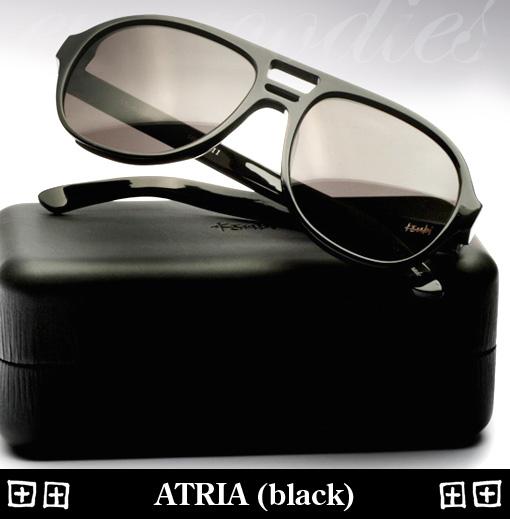 Ksubi Atria sunglasses in black