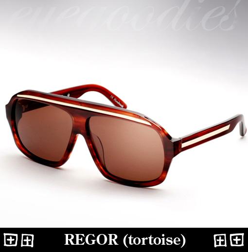 Ksubi Regor sunglasses in tortoise