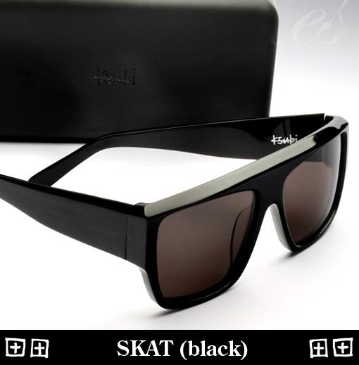 Ksubi Skat sunglasses in Black