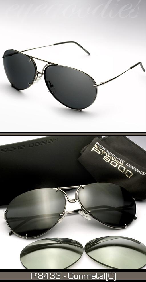 Porsche Design P'8433 Sunglasses