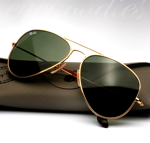 ray ban original aviator  ray ban aviator titanium sunglasses