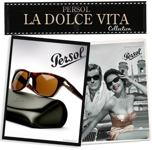 Persol La Dolce Vita Sunglasses