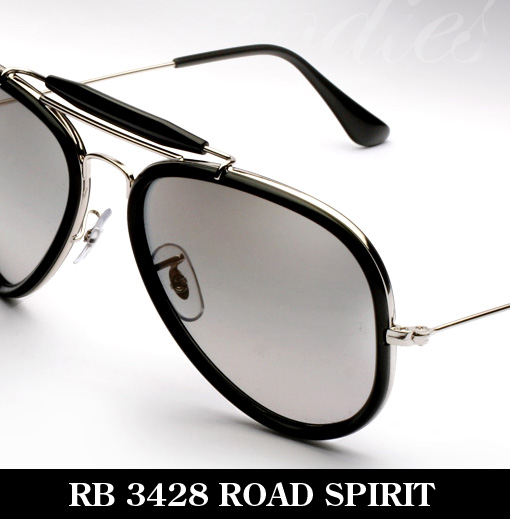 Ray Ban RB 3428 Road Spirit Sunglasses