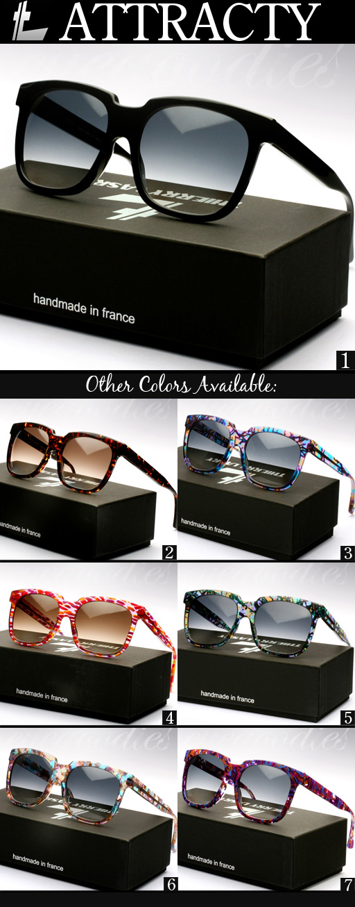 Thierry Lasry Attracty Sunglasses