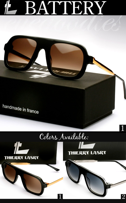Thierry Lasry Battery Sunglasses