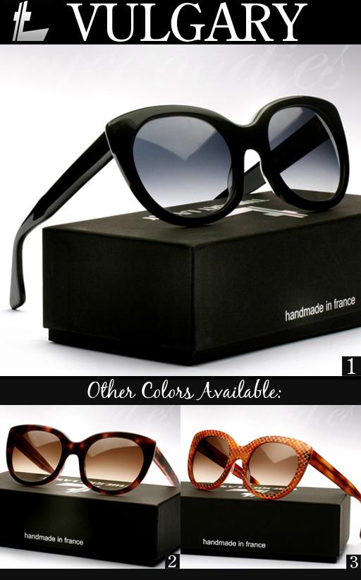 Thierry Lasry Vulgary Sunglasses
