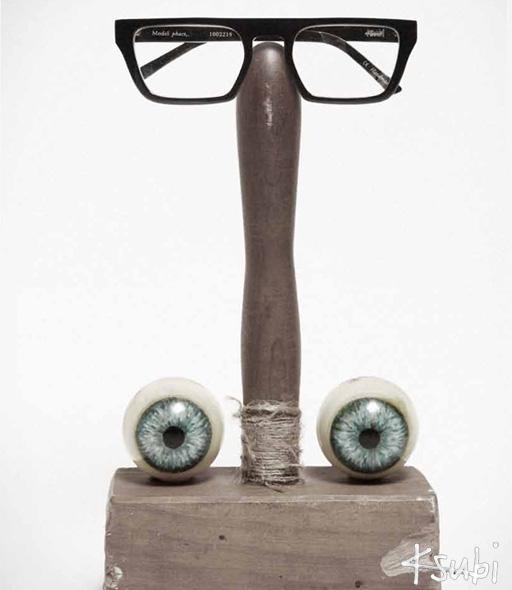 Ksubi Phact Eyeglasses