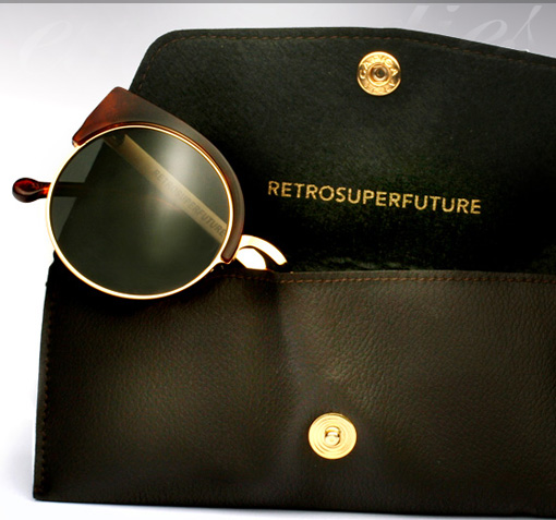 RetroSuperFuture Ilaria Sunglasses