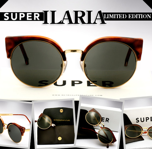 Super Ilaria Sunglasses Limited Edition