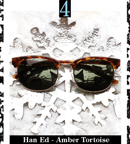 4. Han Ed Sunglasses