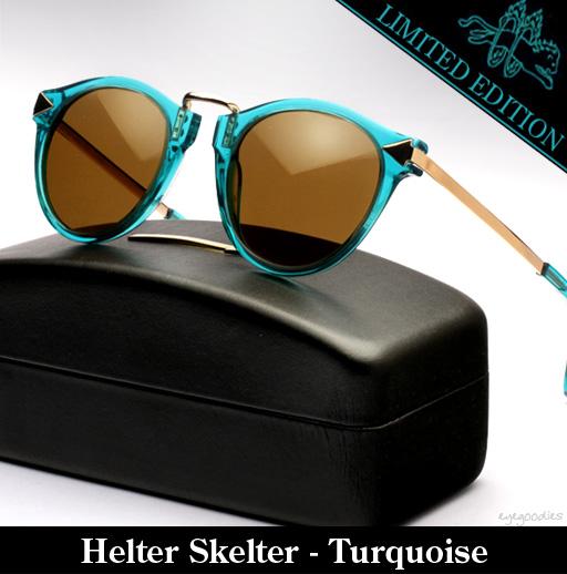 Karen Walker Helter Skelter Sunglasses Limited Edition