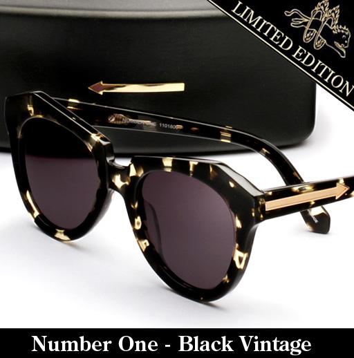 Karen Walker Number One Sunglasses Limited Edition