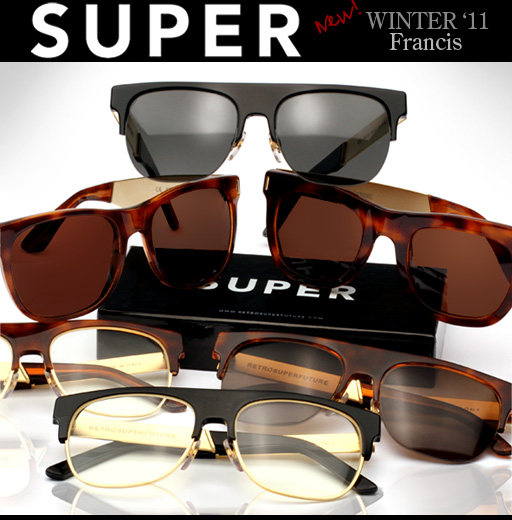 Super Sunglasses 2011