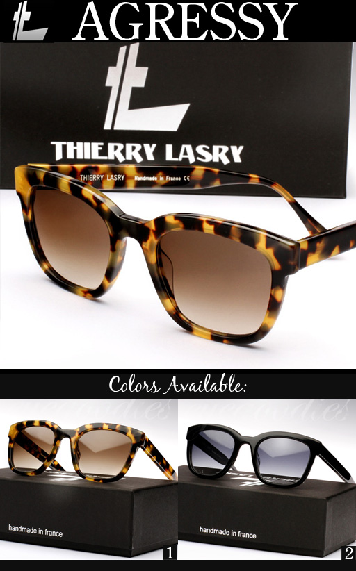 Thierry Lasry Agressy Sunglasses